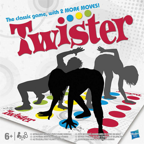 Hasbro Twister® Game - Ages 6+