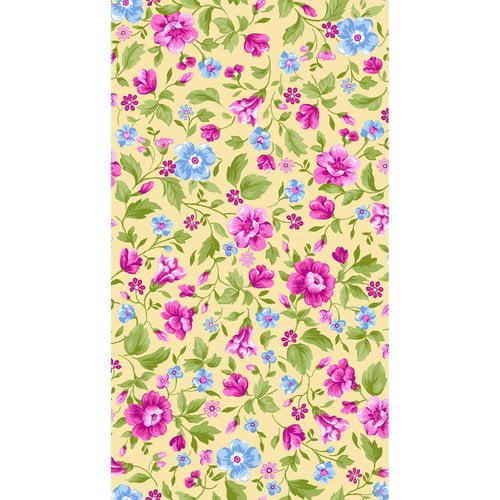 Small Allover Floral Fabrics