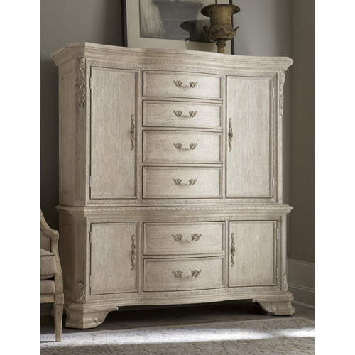 Astoria Grand Gosson 2 Drawer Combo Dresser