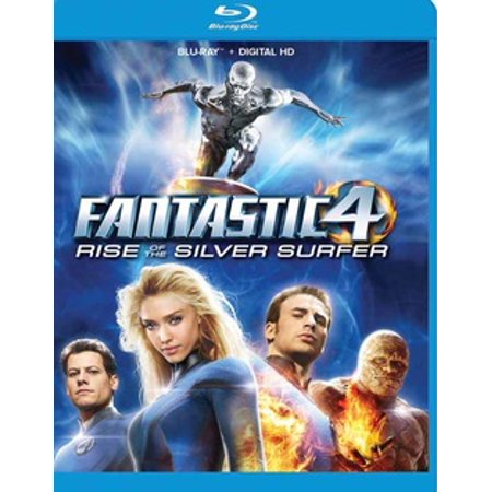 Fantastic 4: Rise of the Silver Surfer (Blu-ray)
