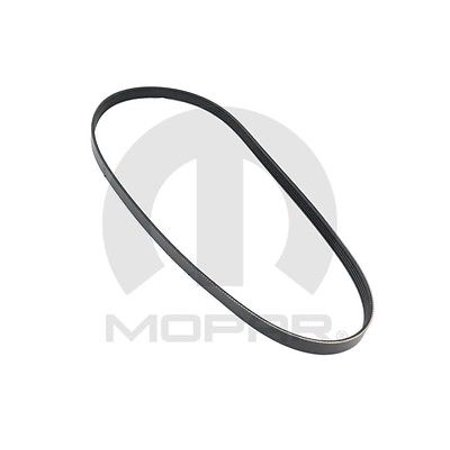 Serpentine Belt Mopar 68081717Ab Fits 2015 Fiat 500 1 4L L4