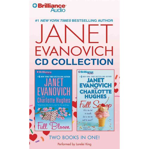 Janet Evanovich Cd Collection: Full Bloom / Full Scoop