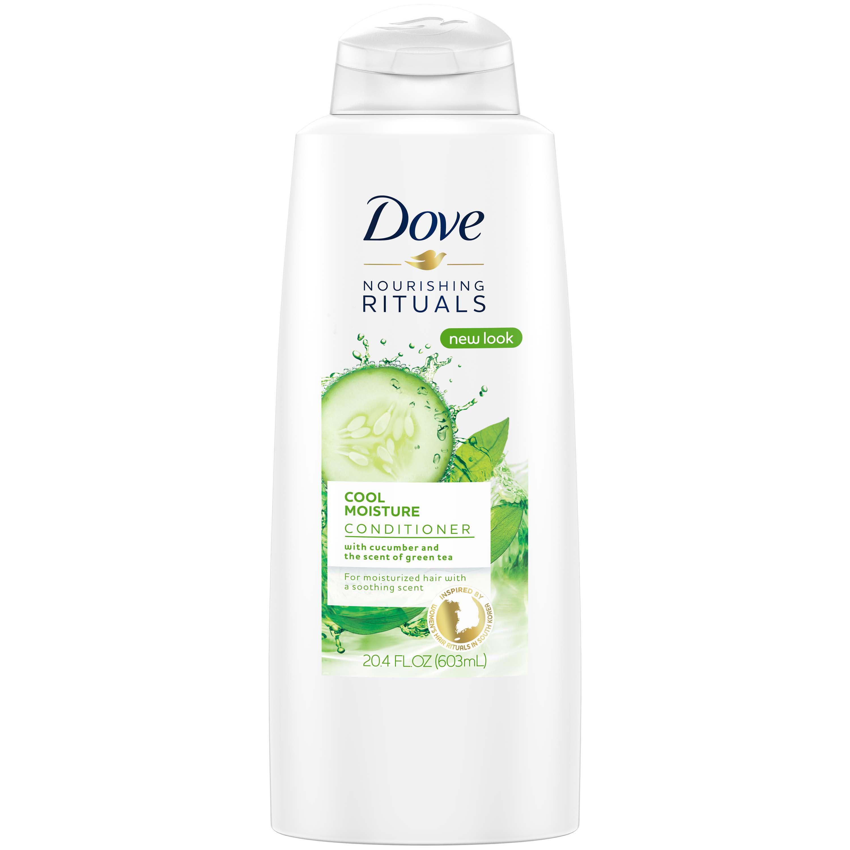 Dove Nourishing Rituals Cool Moisture Conditioner, 20.4 oz