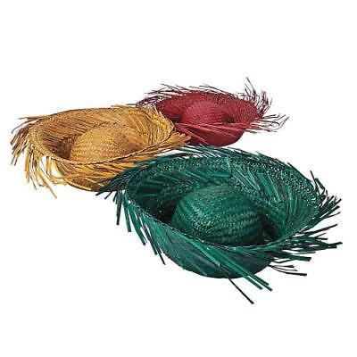 Beachcomber Hats (IN-15/19 Adult's Beachcomber Hats Assortment Per)