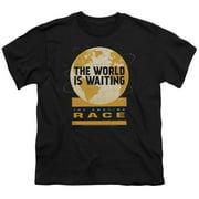 The Amazing Race Waiting World Big Boys Shirt