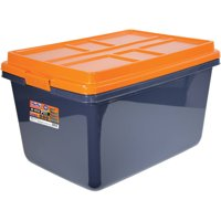 18-gallon Hefty HI-RISE PRO Heavy Duty Storage Tote