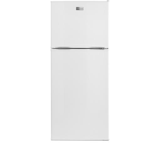FFTR1222QW 24 ADA-Compliant Apartment-Size Top-Freezer Refrigerator with 12 cu. ft. Capacity  Bright Lighting