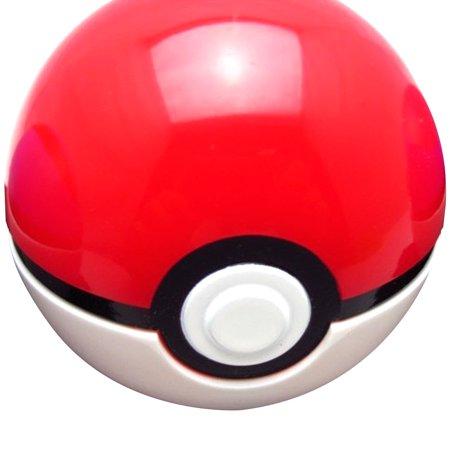 Pokeball Pokemon Ash Ketchum Opens Closes Pokémon Prop Costume Toy Red White - Ash Ketchum Costume Spirit Halloween