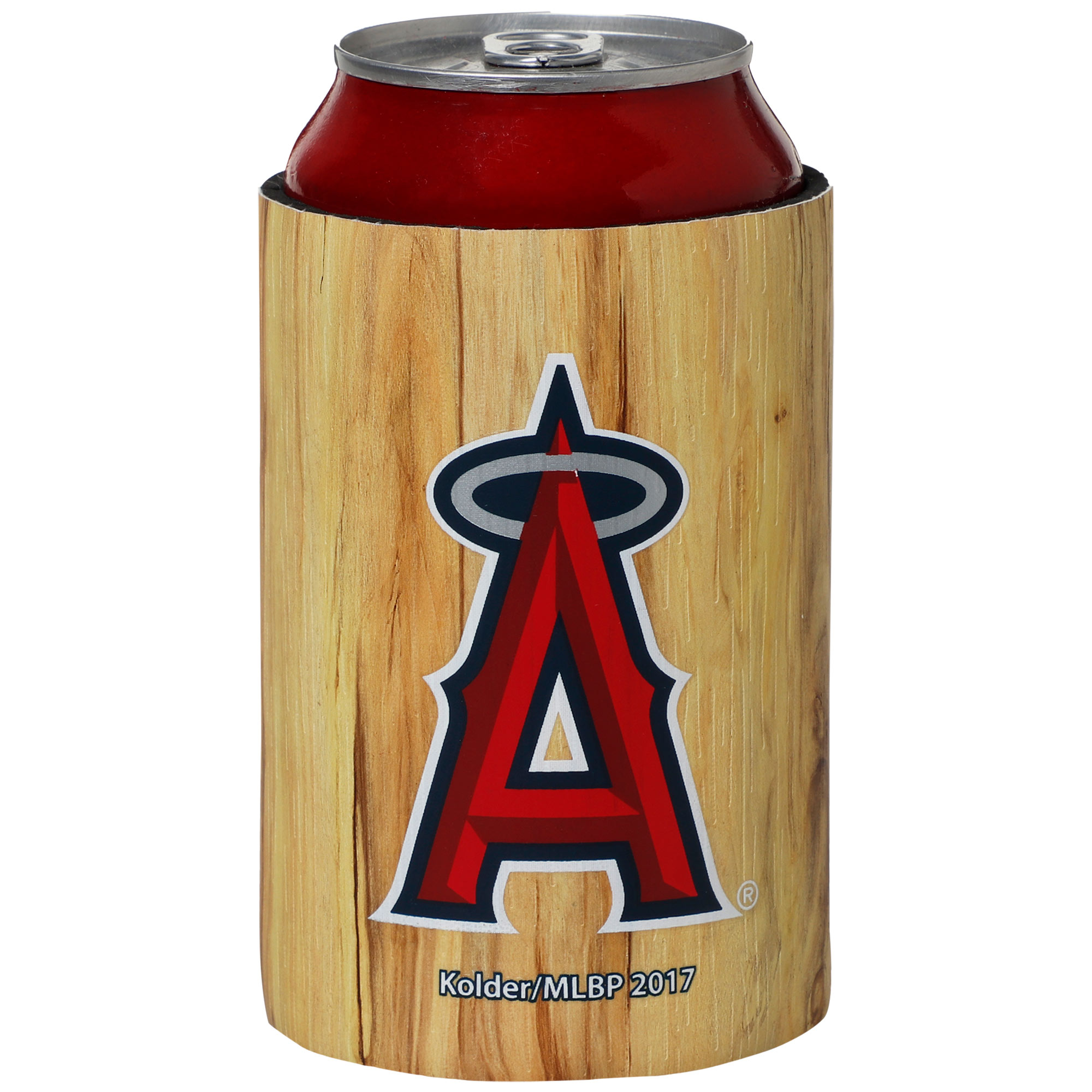 Los Angeles Angels Woody Beverage Insulator - No Size