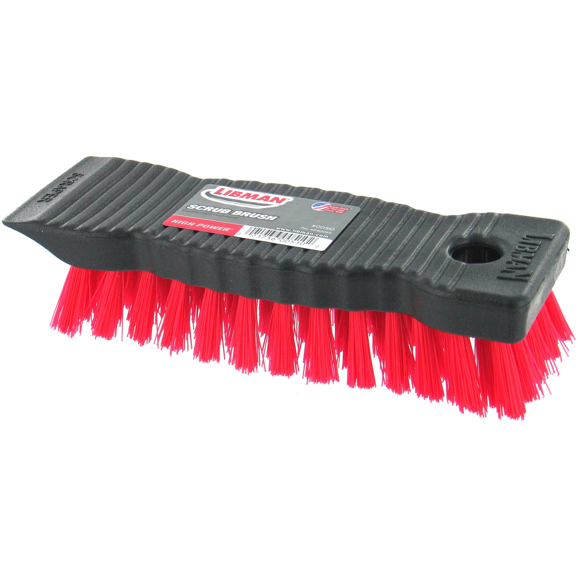 Libman High Power Scrub Brush