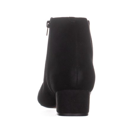Clarks Chartli Lilac Ankle Boots, Black | Walmart Canada