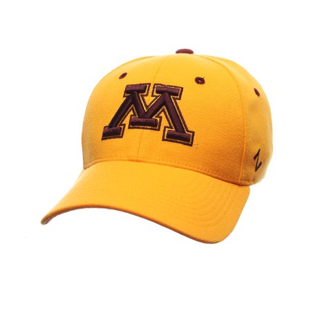 Minnesota Golden Gophers ZH Stretch Hat (Gold) - Walmart.com e3cc9934c2be