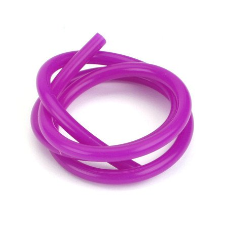 Dubro Products Silicone 2' Fuel Tubing, Purple, -