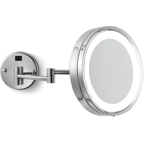 Electric Mirror EMHL10-BN Blush Wall Mounted Lighted ...
