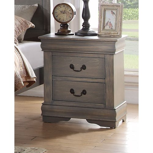 Darby Home Co Elim 2 Drawer Nightstand