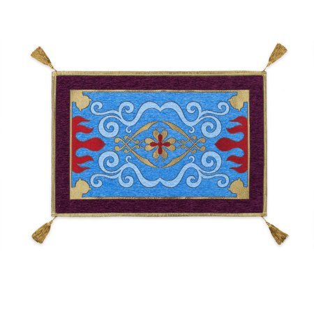 Disney Live Action Film Aladdin Magic Carpet Rug New with Tags Disneys Aladdin Magic Carpet