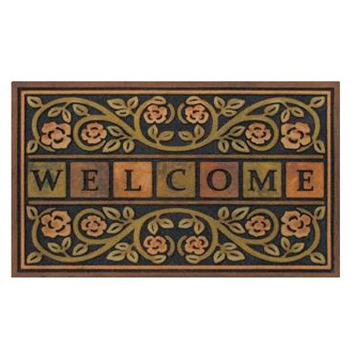 Masterpiece 60-730-1308-02200036 Ricardo Welcome Doormat - 22 x 36 in.
