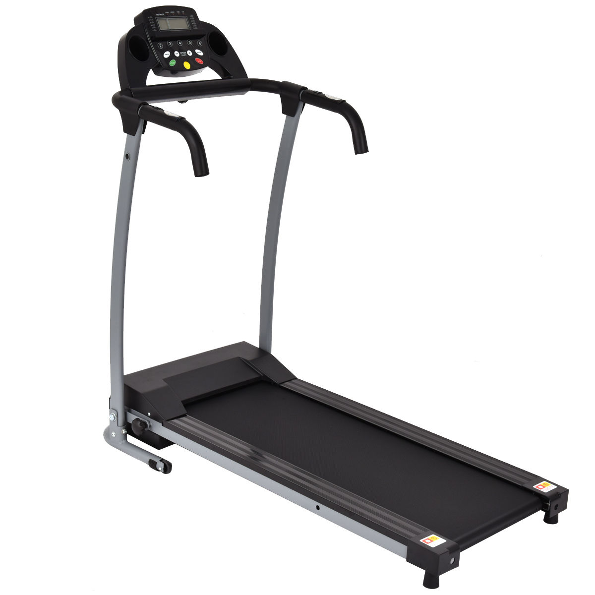 Gymax Folding Electric Treadmill Running Fitness Machine 800W