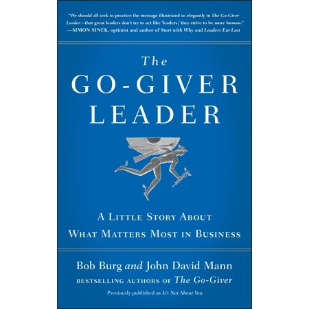 The Go-Giver Leader : A Little Story About What Matters Most in Business](Little Story About Halloween)