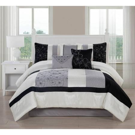 Brighton Pattern - Brighton 7-Piece Comforter Set