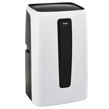 Haier 12,000 BTU 3 Speed Portable Electric Home Air Conditioner with (Haier 14000 Btu Portable Air Conditioner Manual)