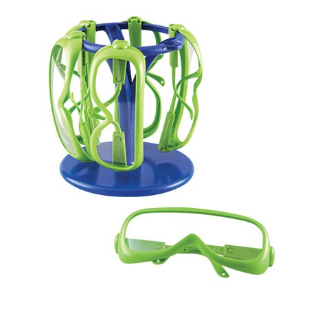 Learning Resources Safety Glasses Set of 6 In A - Science Goggles