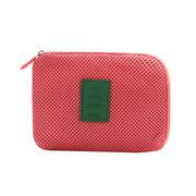 Portable Electronics Accessories Storage Bag Digital Devices USB Cable Data Line Storage Bag