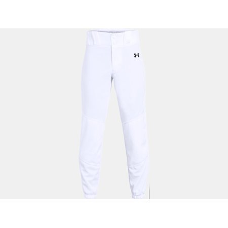Youth Under Armour Boys' UA Utility Relaxed Closed Baseball Pants 1317460-100