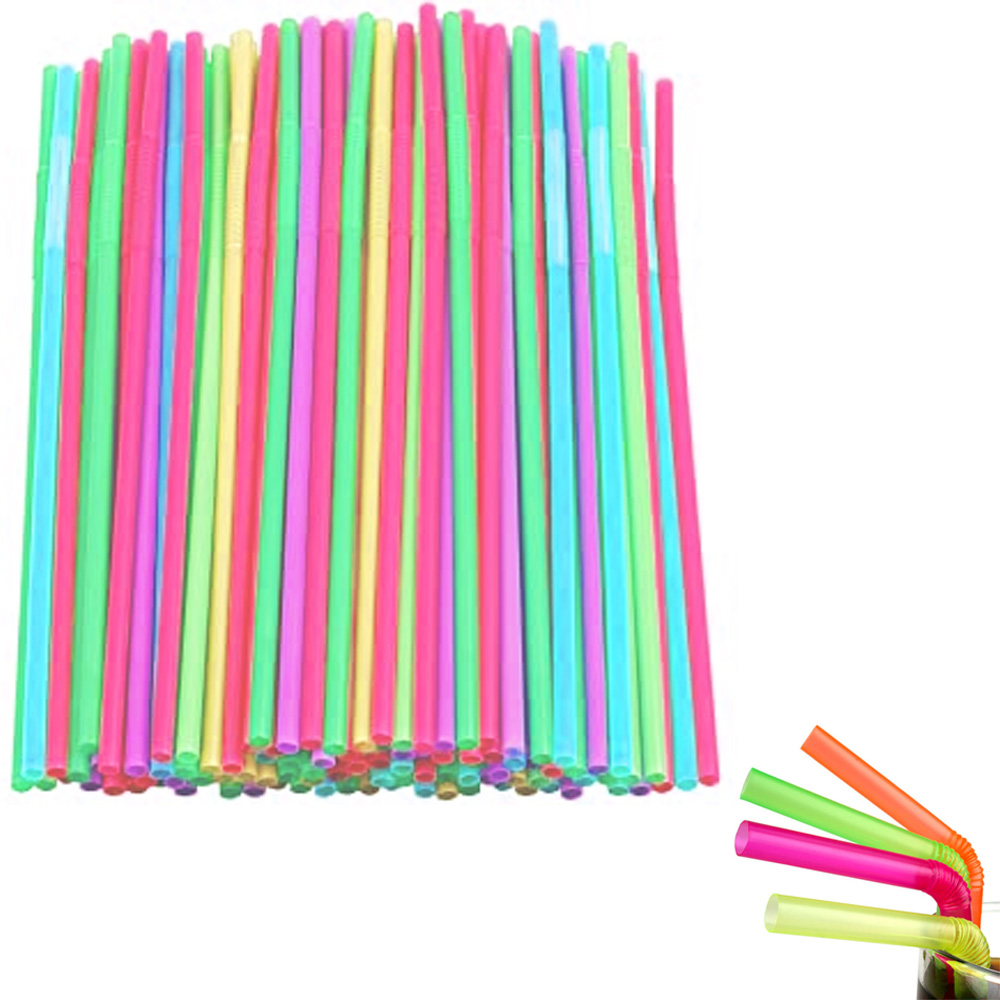 VIP PAPER DRINKING STRAWS White /& Gold Rose Silver Holo PARTY DRINKS COCKTAILS