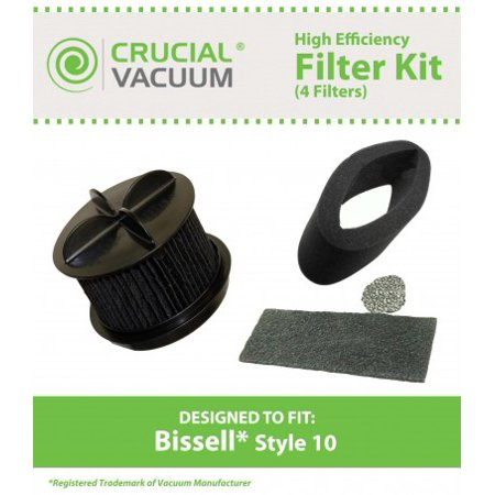 Bissell Style 10 Filter Kit, Part # 2032117 - image 1 de 1