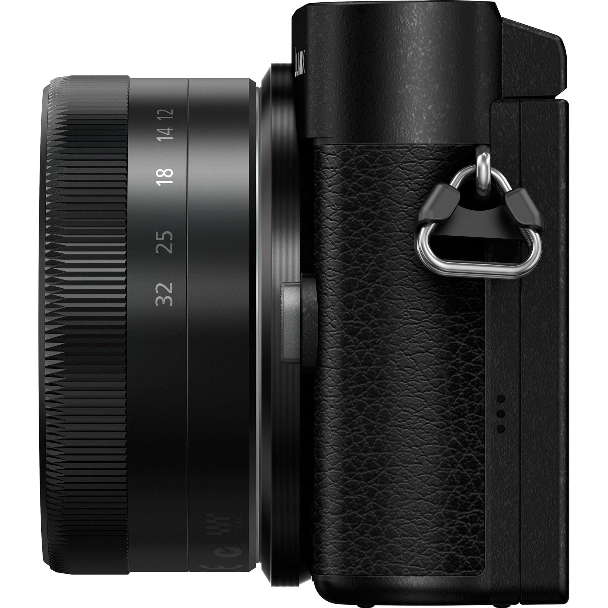 Parasol negro metal 37mm para Panasonic Lumix G Vario 12-32 mm F3.5-5.6 ASPH