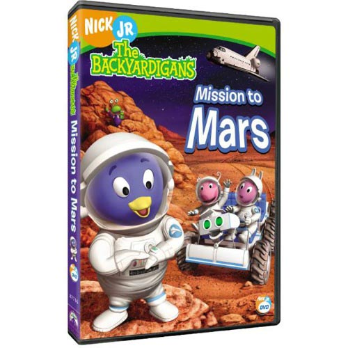 The Backyardigans: Mission To Mars (Full Frame)