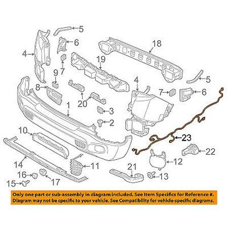 Jeep CHRYSLER OEM-Engine Control Module ECM PCU PCM Wiring Harness