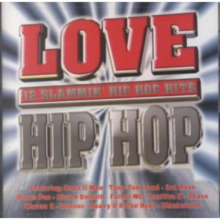 Various Artists Love Hip-Hop CD | Walmart Canada