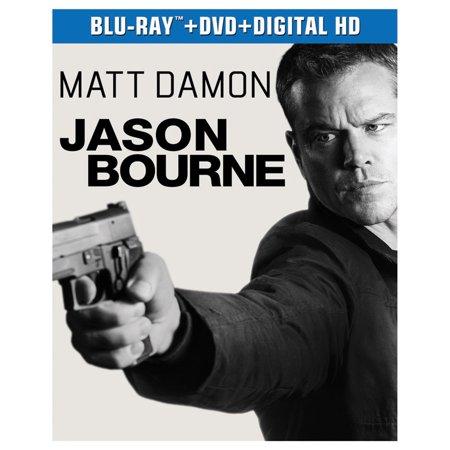 Jason Bourne  Blu Ray   Dvd   Digital Hd