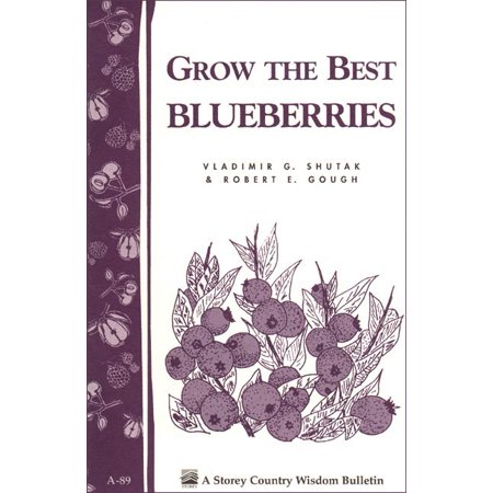 Grow the Best Blueberries - Paperback (Best Ivy To Grow On House)