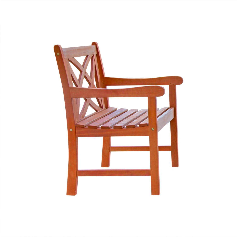 V1495 Eucalyptus Patio Arm Chair