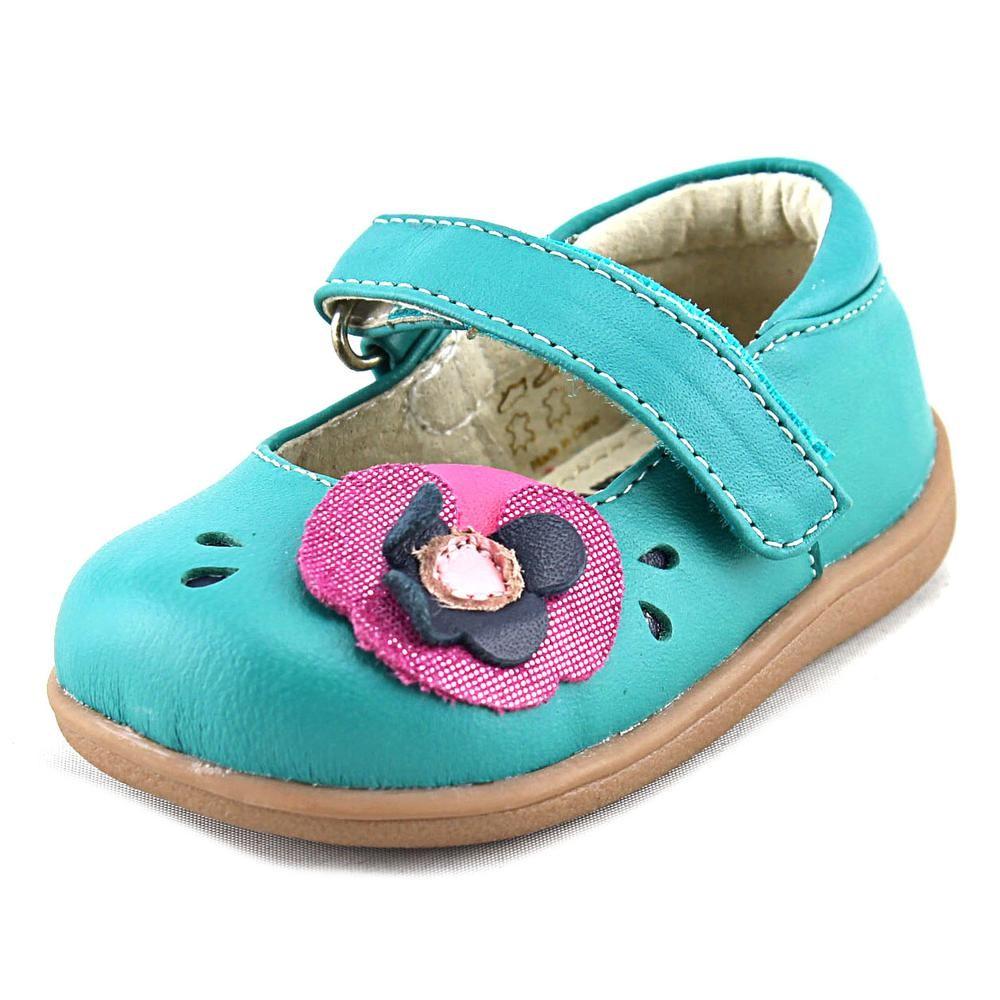 See Kai Run Stacy Infant US 3 Blue Mary Janes EU 19 - Walmart.com