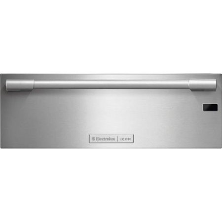 Electrolux Icon Professional E30WD75GPS 30; Electric Warming Drawer With 1.6 Cu. Ft. Capacity Smooth-Glide