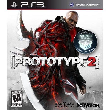 Prototype 2, Activision Blizzard, PlayStation 3, 047875841154