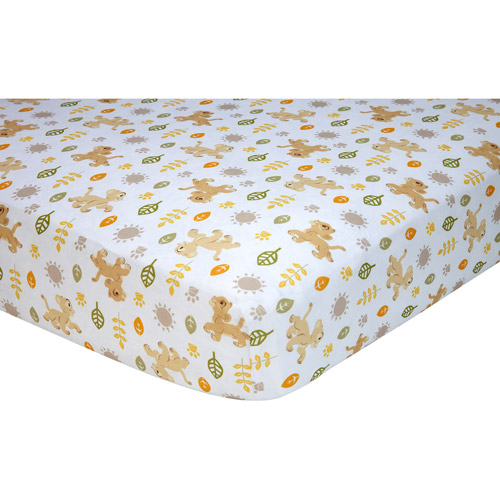 Disney Lion King Jungle Fun Crib Sheet