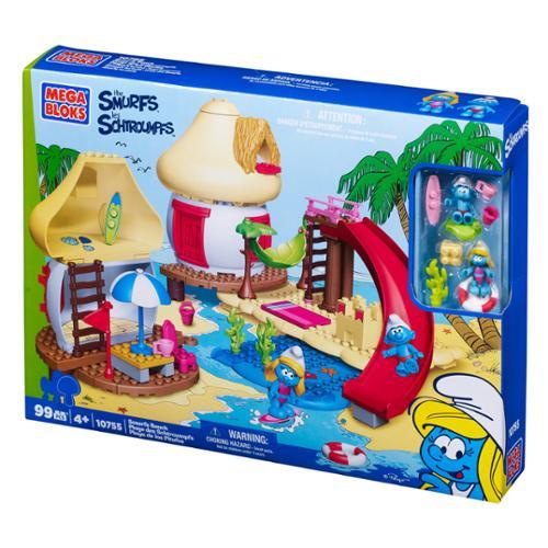 Mega Bloks Hello Kitty Beach Playset