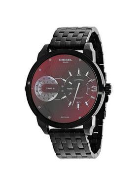 Diesel Men's DZ7340 Black Stainless-Steel Quartz Watch