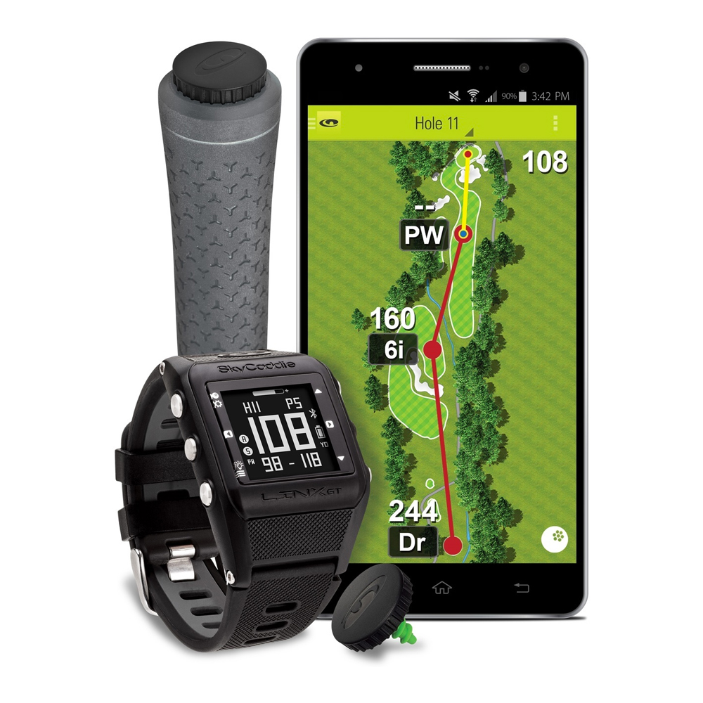 SkyCaddie Golf LINX GT IMPROVE YOUR GAME & SAVE STROKES G...