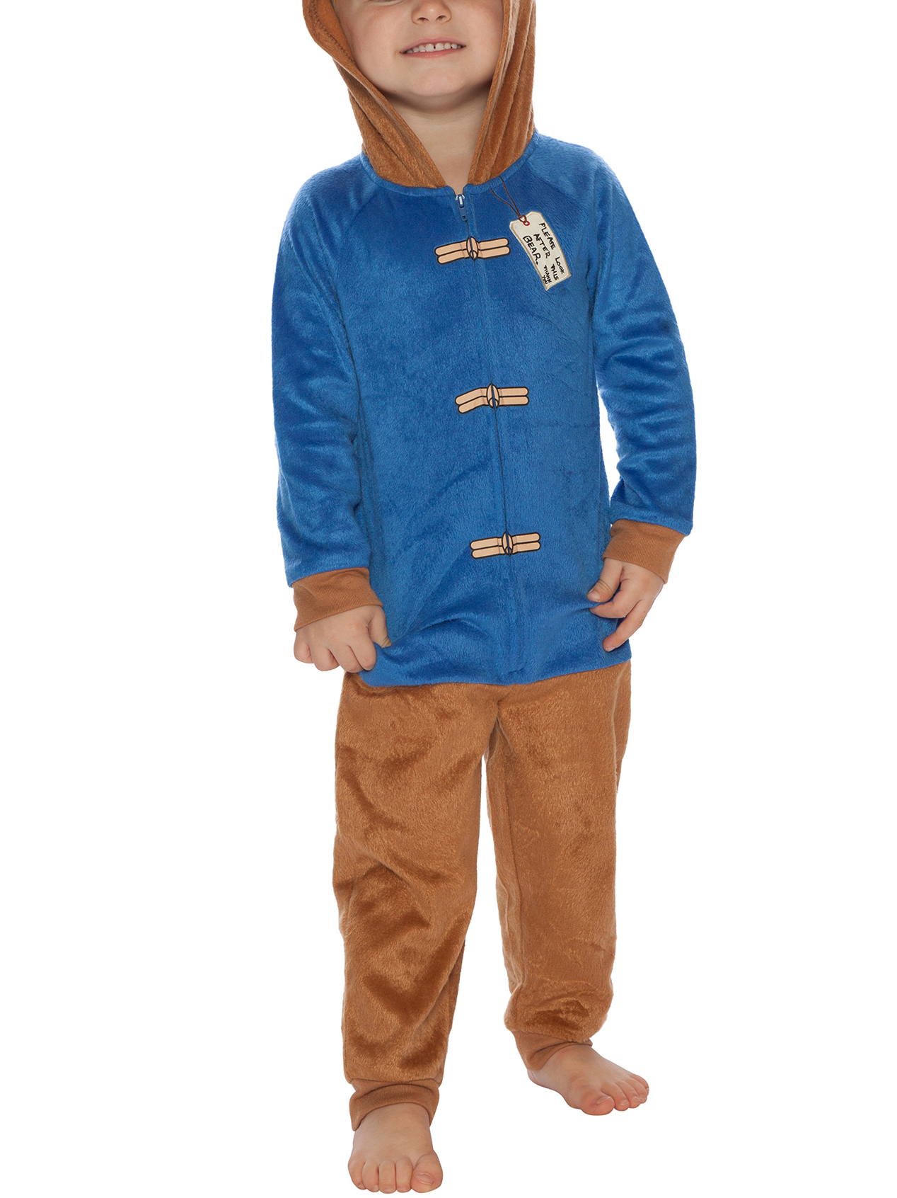 Long Sleeve Costume One-piece Unionsuit Pajama (Toddler Boys or Toddler Girls Unisex)