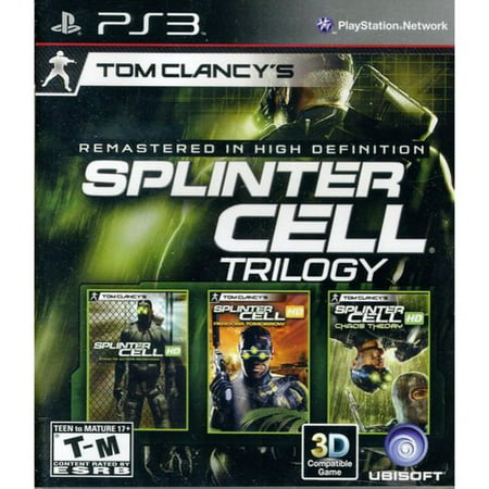 tom clancy splinter cell classic trilogy ps3 - Splinter Cell Halloween Costume