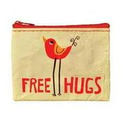 Coin Purse, Free Hugs, 1 ea