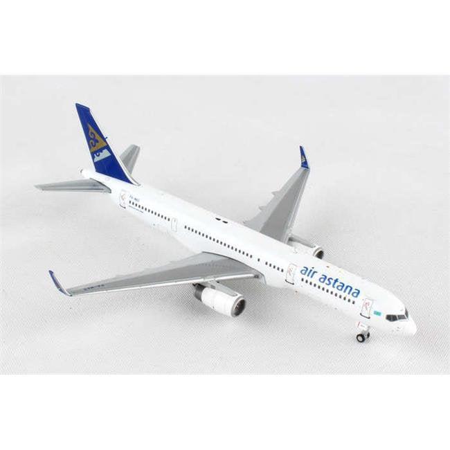 Gemini Jets GJ1684 1 isto 400 Air Astana 757-200W Model Airplane - image 1 de 1