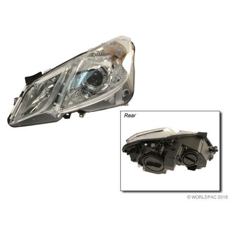 Hella Headlamp Assembly (Hella W0133-1941534 Headlight Assembly for Mercedes-Benz Models )