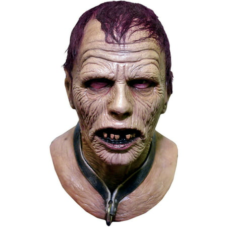 Day Of The Dead Bub Latex Mask Adult Halloween Accessory - Dead Silence Mask